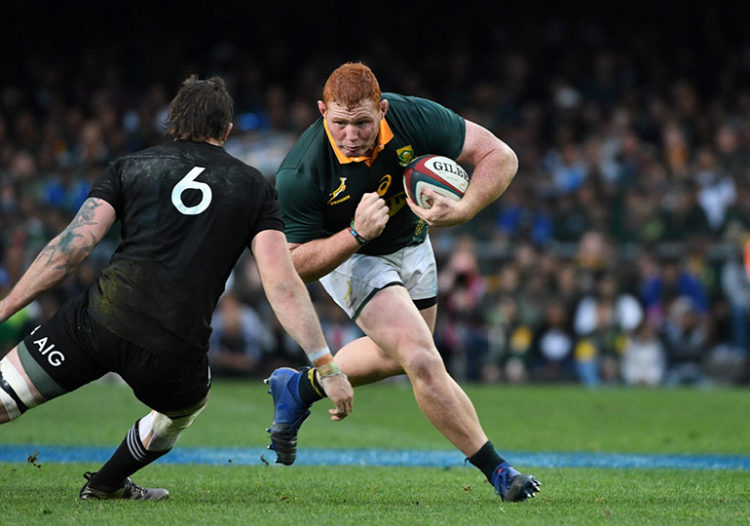 Kitshoff not such a big deal • All Out Rugby