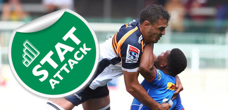Stat Attack: Blunt Stormers blow it