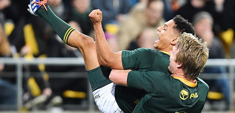 Rassie: Boks got out of jail!